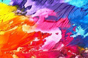 Résumé, Art, Arrière Plan, Peinture, Texture, Coloré